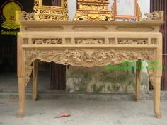 Bàn thờ hiện đại -xưởng đóng đồ thờ cúng