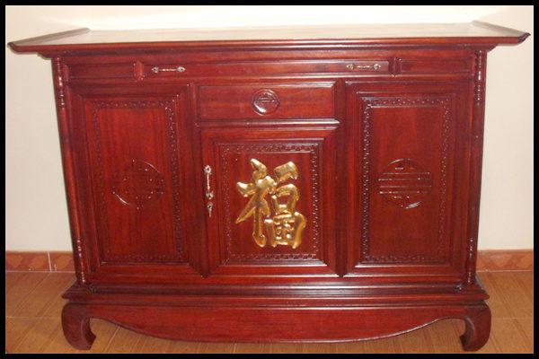 tủ thờ gỗ đẹp
