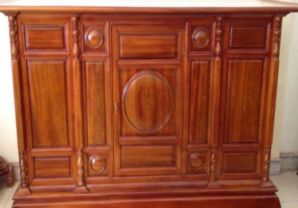 lựa chọn tủ thờ gỗ lim cao cấp