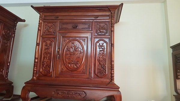 tủ thờ gỗ lim tại Hà Nội