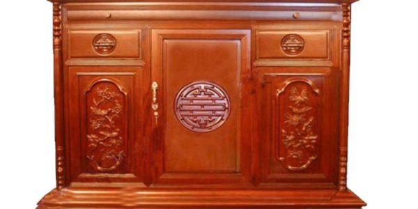 Cung cấp tủ thờ giá rẻ, mẫu tủ thờ được nhiều người tin dùng, báo giá tủ thờ