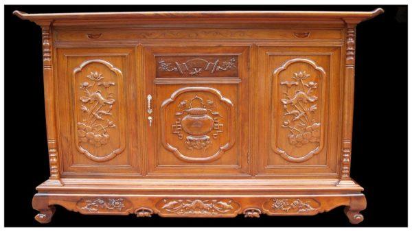 tủ thờ truyền thống bán chạy hiện nay, tổng kho phân phối tủ thờ giá rẻ