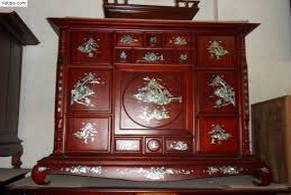 lựa chọn các mẫu tủ thờ gỗ công nghiệp