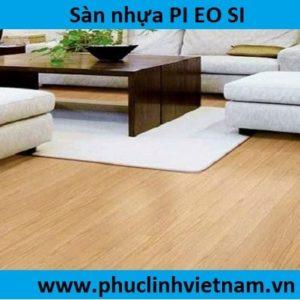 ưu điểm của sàn nhựa vân gỗ